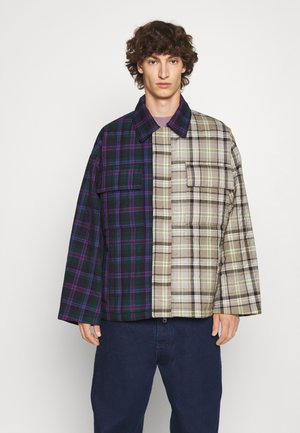 BEN QUILTED - Light jacket - multicolor