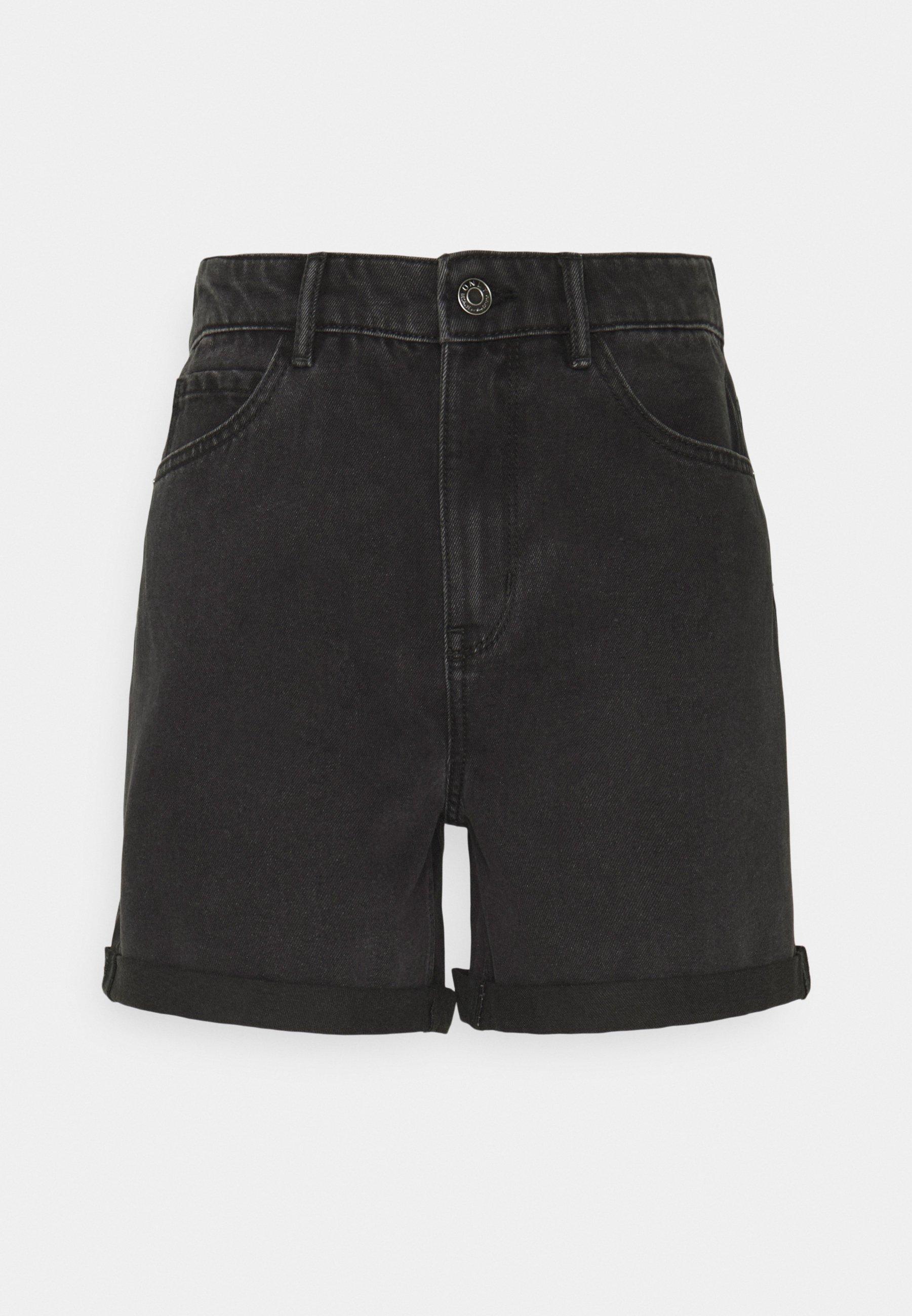 Women ONLVEGA LIFE MOM - Denim shorts