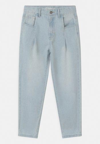 ROSITA BALLOON - Relaxed fit jeans - light-blue denim