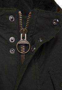 Barbour Beacon - CORBRIDGE - Summer jacket - sage - 3