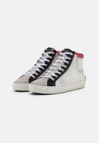 Crime London - Sneakers alte - offwhite - 1
