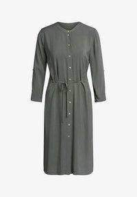 SET - Day dress - army green - 5