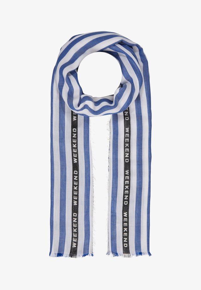 RACER - Scarf - light blue