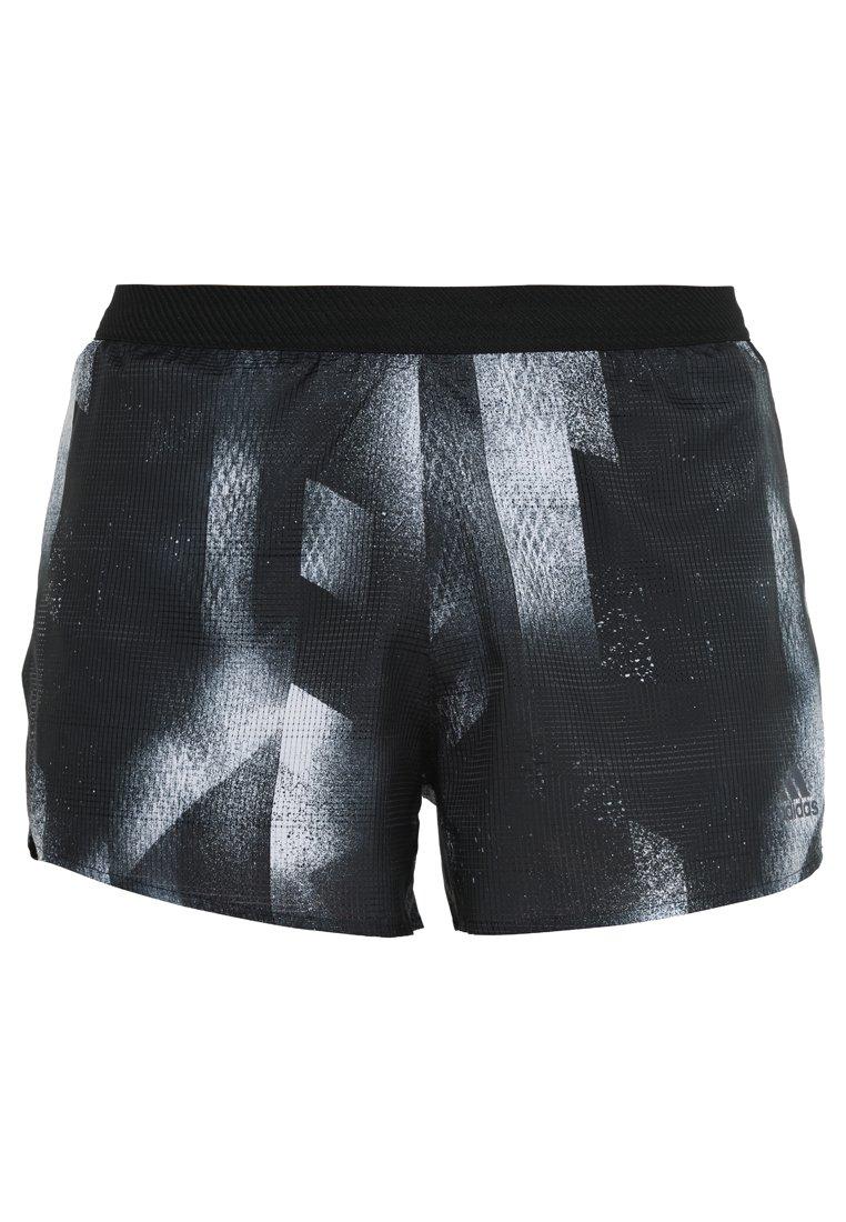 Adidas Performance Sub Split - Krótkie Spodenki Sportowe Black/white