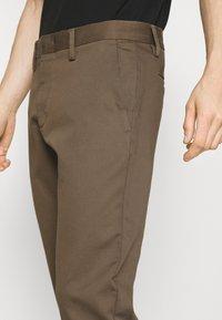 NN07 - THEO  - Trousers - clay - 4