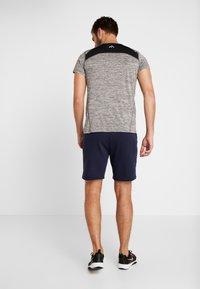 FIRST - Sports shorts - navy blazer - 2