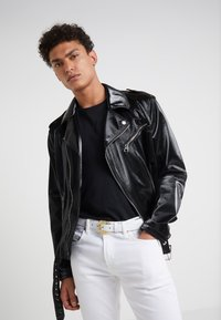 Versace Jeans Couture - Bælter - white - 1