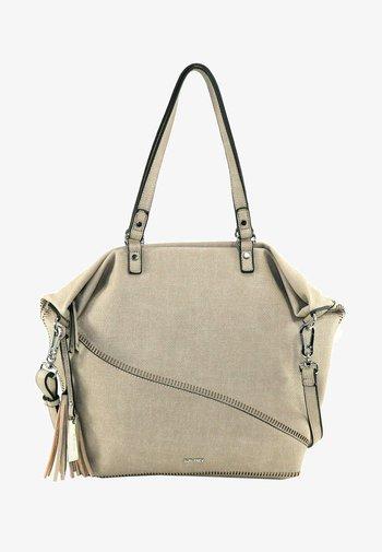 TILLY - Handbag - sand