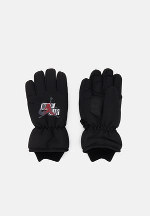 JUMPMAN CLASSICS SKI GLOVES UNISEX - Fingerhandschuh - black