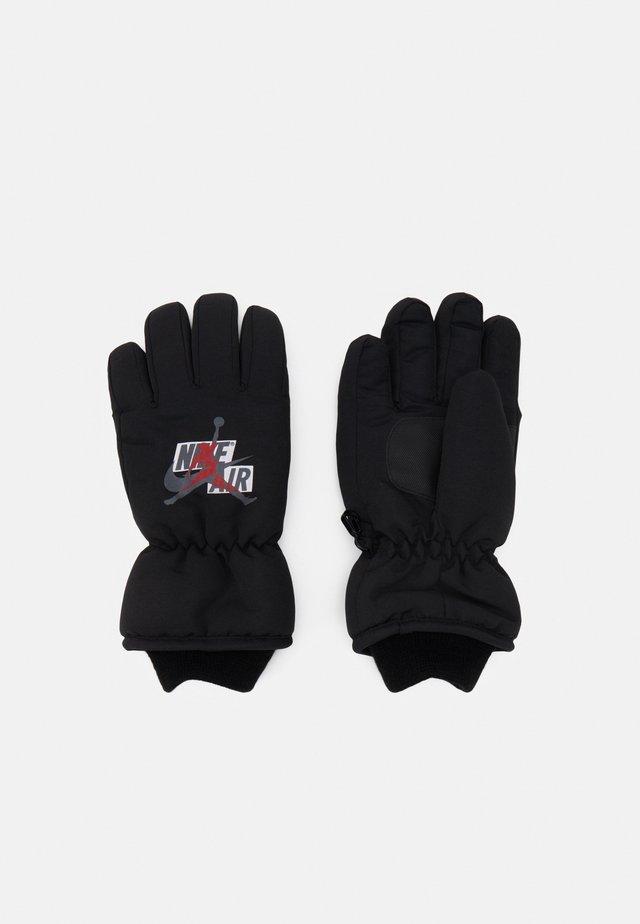 JUMPMAN CLASSICS SKI GLOVES UNISEX - Handsker - black