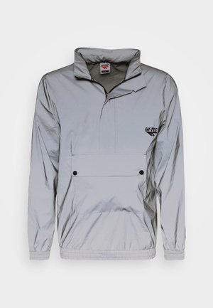 WILLIAM REFLECTIVE TRACK JACKET - Training jacket - silver