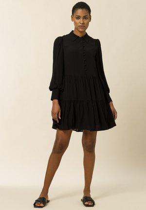 MARLA - Sukienka koszulowa - black