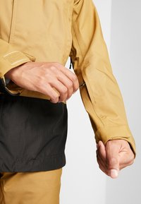 The North Face - UNI TRIED AND TRUE JACKET - Skijacke - british khaki/black - 4