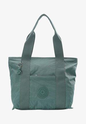 ERA S - Tote bag - light green