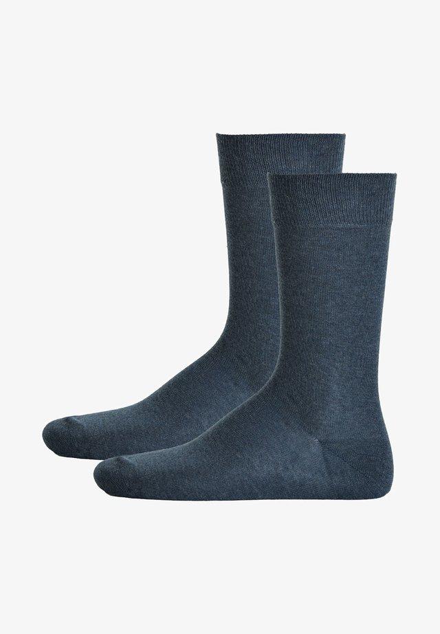 2 PACK - Socks - marine melange