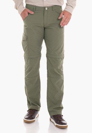 Schöffel Zipp - Outdoor trousers - 6720 - grün