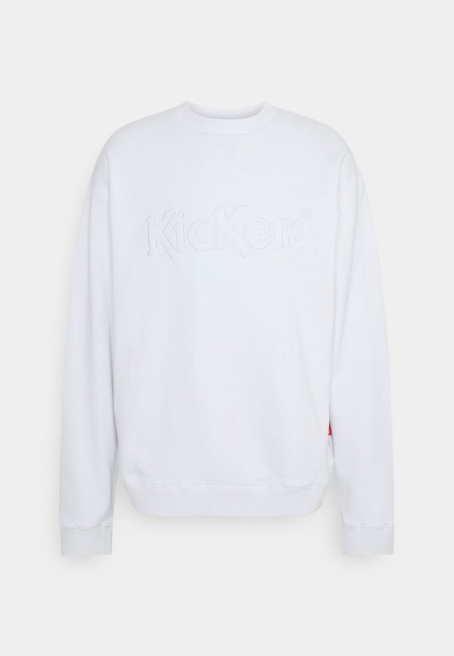 CLASSIC CREWNECK - Felpa - white