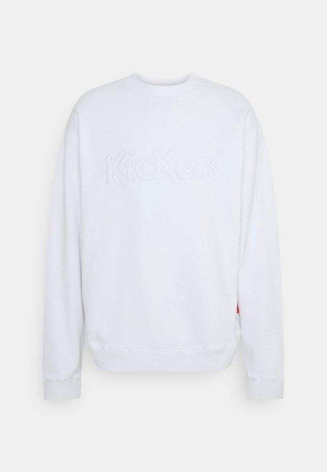 CLASSIC CREWNECK - Sweatshirt - white