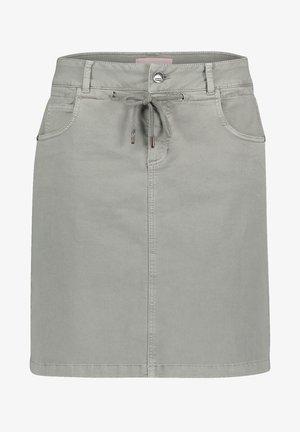 Pencil skirt - dusty pine