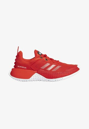 x LEGO SPORT RUNNING ACTIVE PRIMEBLUE - Sneakers laag - red