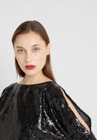 Lauren Ralph Lauren - CLASSIC GOWN  - Vestido de fiesta - black - 4