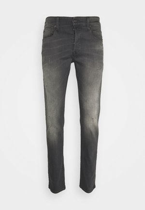 3301 SLIM - Džíny Slim Fit - dark aged
