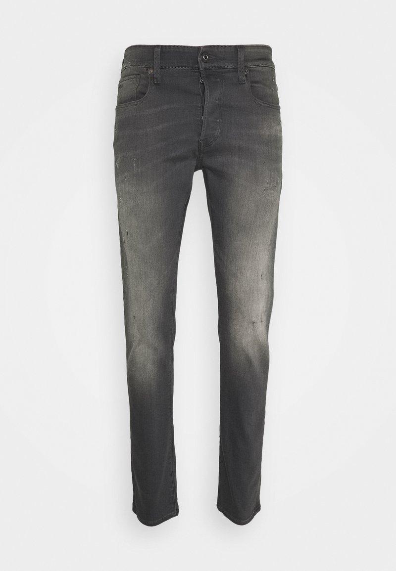 G-Star - 3301 SLIM - Slim fit jeans - dark aged