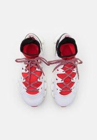 adidas by Stella McCartney - ASMC CLIMACOOL VENTO - Neutrální běžecké boty - footwear white/core black/vivid red - 3