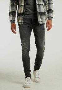 CHASIN' - Jeans slim fit - grey - 0