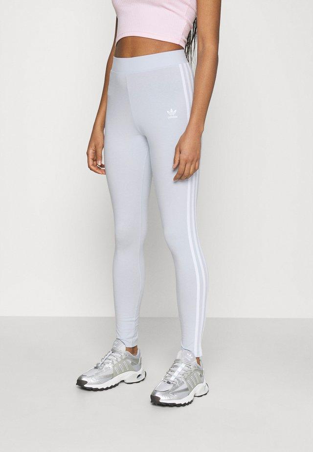 Leggings - Trousers - halo blue