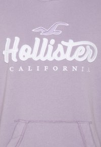 Hollister Co. - TECH CORE - Jersey con capucha - lavender - 2
