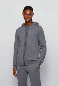 BOSS - Zip-up sweatshirt - grey - 0