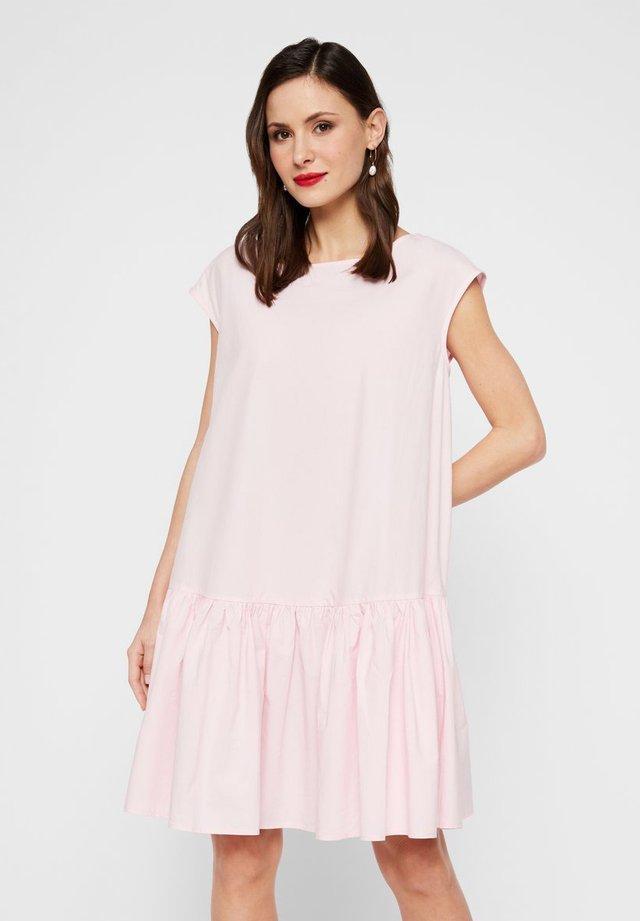 Day dress - cradle pink