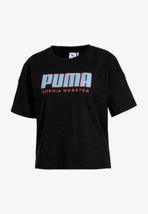 Camiseta de deporte - puma black