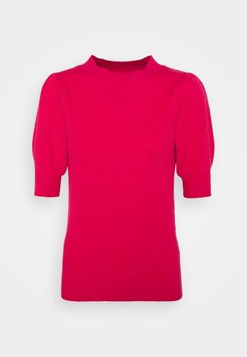 PUFF - Basic T-shirt - pink
