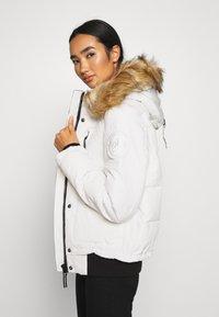 Superdry - EVEREST - Winter jacket - ecru - 6