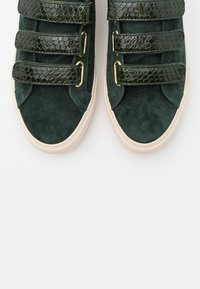 No Name - ARCADE STRAPS - Trainers - cedre/forest - 5