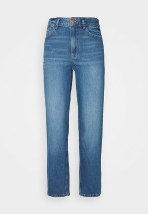 NEA RETRO - Straight leg jeans - denim