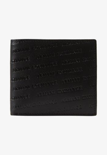 BIFOLD COIN CASE - Wallet - black