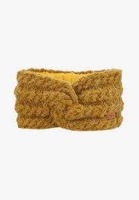 Barts - VALLERIA HEADBAND - Cache-oreilles - mustard - 3