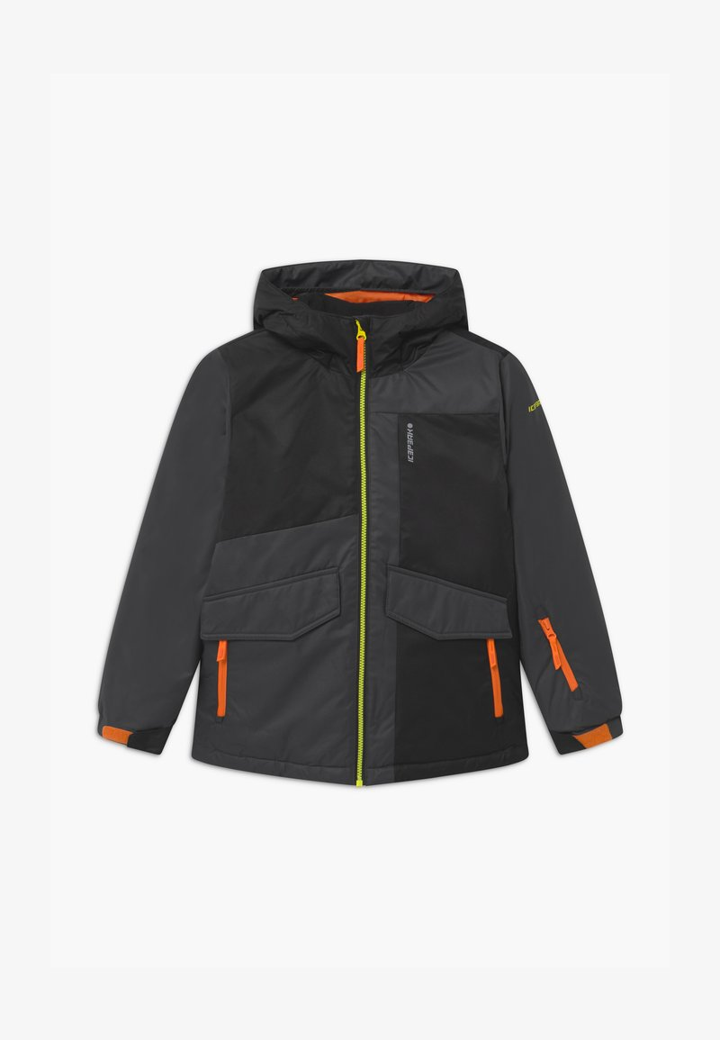 Icepeak - LOWDEN UNISEX - Snowboard jacket - granite