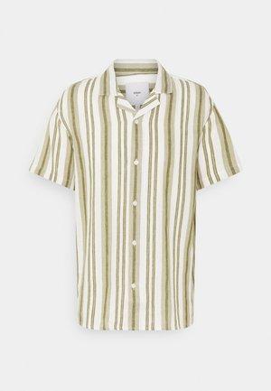 EMANUEL - Shirt - olivine