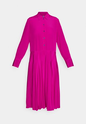 DRESS - Shirt dress - purple