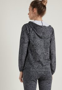 Tezenis - Zip-up hoodie - grau - 1