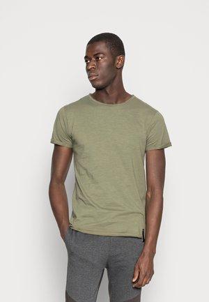 ALAIN - T-shirts basic - army