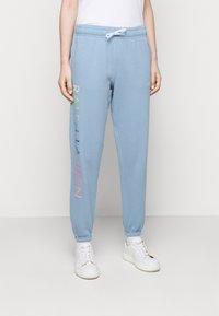 Polo Ralph Lauren - SEASONAL - Spodnie treningowe - chambray blue - 0