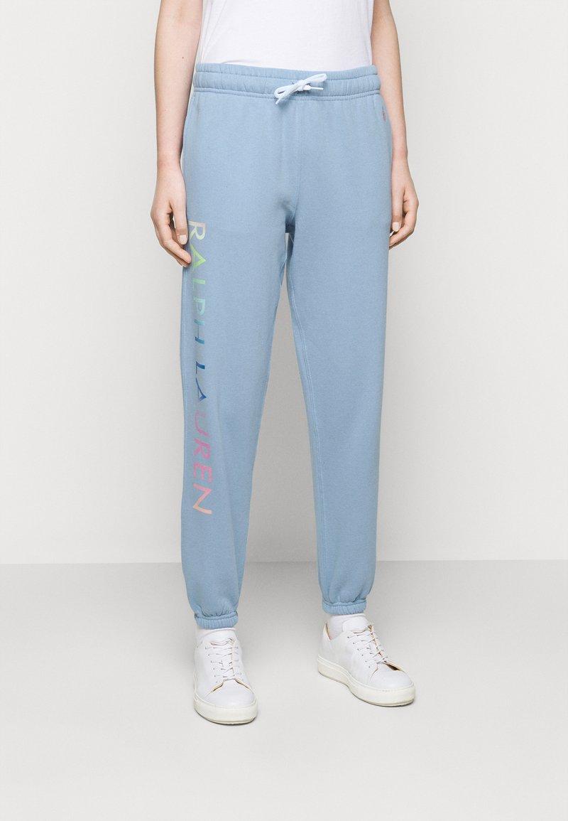 Polo Ralph Lauren - SEASONAL - Spodnie treningowe - chambray blue
