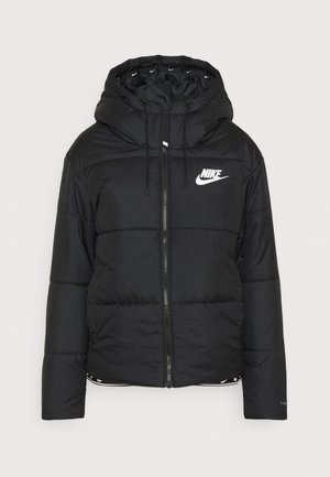 CLASSIC TAPE - Lehká bunda - black/white