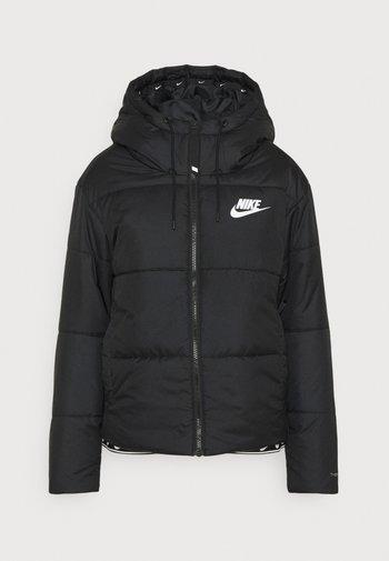 CLASSIC TAPE - Light jacket - black/white
