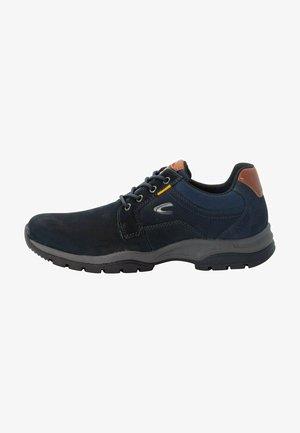 Sportieve veterschoenen - navy blue